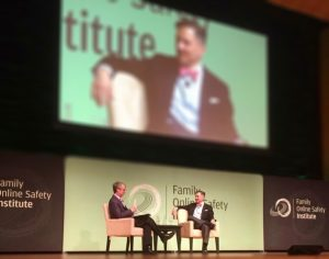 Dr David Hill Interviewed at Family Online Safety Institute