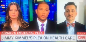 CNN Don Lemon with Dr David Hill
