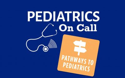 PEDIATRICS On Call: Pathways to Pediatrics with Dr. Rhea Boyd