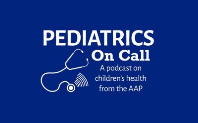 PEDIATRICS On Call: Adolescent Mental Health, Web-based Vaccine Messaging